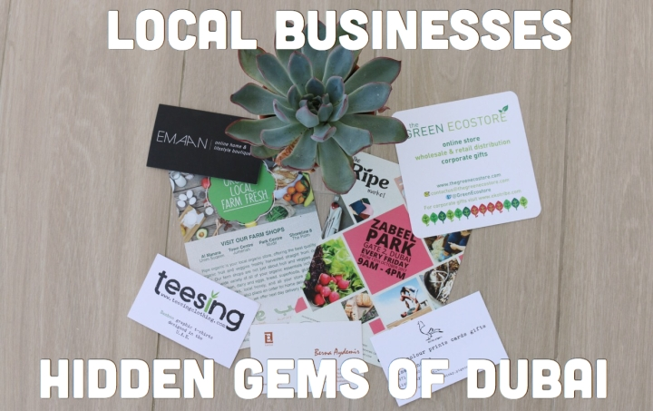 Hidden Gems of Dubai – Local Businesses