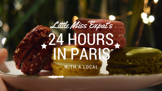 24 hours in Paris with a local – Winter Edition