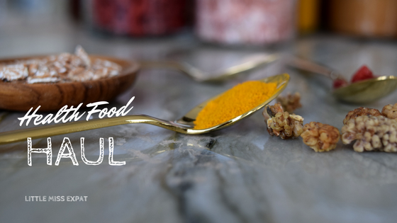 Eating For a Purpose – Health FoodHaul