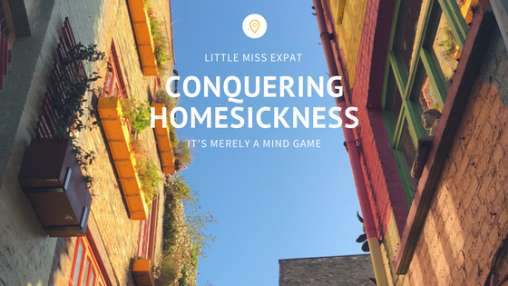 Conquering Homesickness