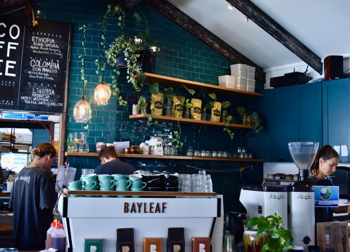The Byron Bay cafeguide
