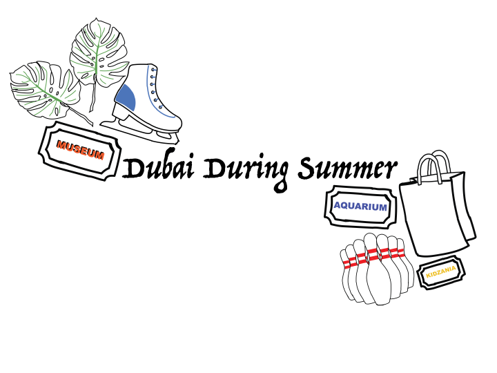 15 Ways to Escape the Summer Heat in Dubai