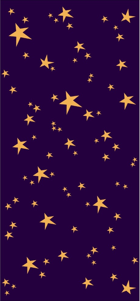 LME purple with stars