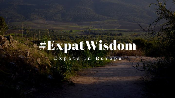 Expat in Europe – Jess – #EXPATWISDOM